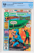 Modern Age (1980-Present):Superhero, DC Comics Presents #26 Superman and Green Lantern (DC, 1980) CBCSNM/MT 9.8 White pages....