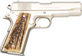 Handguns:Semiautomatic Pistol, Colt Commander Model Semi-Automatic Pistol....