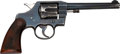 Handguns:Double Action Revolver, Colt Official Police Model Double Action Revolver....