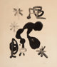 Joan Miró (1893-1983) Untitled, 1948 Lithograph on paper 14-1/4 x 10-1/2 inches (36.2 x 26.7 cm) (image) 22 x 17-...