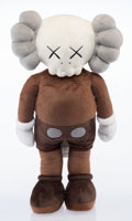 General Americana, KAWS (b. 1974). Clean Slate (Plush), 2015. Polyester. 16-1/2x 8-1/2 inches (41.9 x 21.6 cm). Edition of 1000. Produced ...