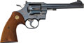 Handguns:Double Action Revolver, Colt Officer's Model Match Double Action Revolver....