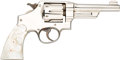 Handguns:Double Action Revolver, Smith & Wesson Double Action Revolver....