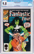 Modern Age (1980-Present):Superhero, Fantastic Four #275 (Marvel, 1985) CGC NM/MT 9.8 Off-white to whitepages....