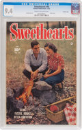 Golden Age (1938-1955):Romance, Sweethearts #94 Crowley Copy Pedigree (Fawcett Publications, 1950) CGC NM 9.4 Cream to off-white pages....