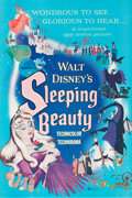 Animation Art:Poster, Sleeping Beauty Theatrical Poster (Walt Disney, 1959). ...