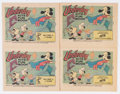 Bronze Age (1970-1979):Cartoon Character, Kite Fun Book: Underdog - Group of 6 (Various, 1974) Condition:Average NM.... (Total: 6 Comic Books)
