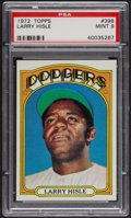 Baseball Cards:Singles (1970-Now), 1972 Topps Larry Hisle #398 PSA Mint 9 - Only Two Higher. ...