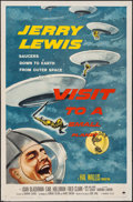 """Movie Posters:Comedy, Visit to a Small Planet & Other Lot (Paramount, 1960). OneSheets (2) (27"""" X 41""""). Comedy.. ... (Total: 2 Items)"""