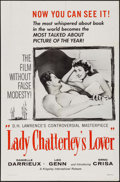"Movie Posters:Foreign, Lady Chatterley's Lover & Others Lot (Kingsley International, 1955). One Sheets (3) (27"" X 41""). Foreign.. ... (Total: 3 Items)"