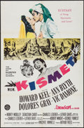 """Movie Posters:Musical, Kismet & Others Lot (MGM, 1955). One Sheets (3) (27"""" X 41"""").Musical.. ... (Total: 3 Items)"""