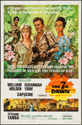 "Movie Posters:Adventure, The Seventh Dawn (United Artists, 1964). One Sheet (27"" X 41"").Adventure.. ..."