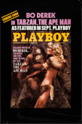 """Movie Posters:Adventure, Tarzan the Ape Man (MGM, 1981). One Sheets (2) (27"""" X 41"""") PlayboyMagazine and Advance Styles. Adventure.. ... (Total: 2 Items)"""