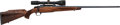 Long Guns:Bolt Action, Engraved Browning Gold Medallion Model Bolt Action Rifle withTelescopic Sight....