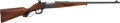 Long Guns:Lever Action, Savage Arms Model 99 Lever Action Rifle....