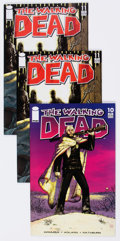 Modern Age (1980-Present):Horror, The Walking Dead #10, 11, and 20 Group of 4 (Image, 2004-05)Condition: Average NM.... (Total: 4 Comic Books)