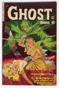 Golden Age (1938-1955):Horror, Ghost #3 (Fiction House, 1952) Condition: FN-....
