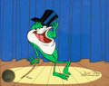 "Animation Art:Limited Edition Cel, ""Michigan J. Frog"" Limited Edition Cel #261/500 (WarnerBrothers/Chuck Jones, 1993). ..."