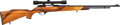 Long Guns:Bolt Action, Weatherby Mark XXII Bolt Action Rifle with Telescopic Sight....