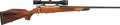 Long Guns:Bolt Action, Colt Sauer Bolt Action Sporting Rifle with Telescopic Sight....
