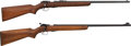 Long Guns:Bolt Action, Lot of Two Winchester Model 69A Bolt Action Rifles.... (Total: 2Items)