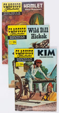 Silver Age (1956-1969):Classics Illustrated, Classics Illustrated/Marvel Classics Short Box Group(Gilberton/Marvel, 1950s-70s)....