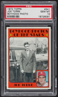 Baseball Cards:Singles (1970-Now), 1972 Topps Joe Torre Boyhood Photo #341 PSA Gem Mint 10....