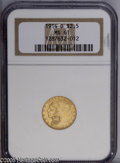 Indian Quarter Eagles: , 1914-D $2 1/2 MS61 NGC. PCGS Population: (409/2086). NGC Census:(1184/3574). Mintage: 448,000. Numismedia Wsl. Price: $360...