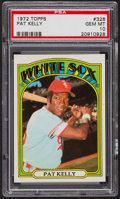 Baseball Cards:Singles (1970-Now), 1972 Topps Pat Kelly #326 PSA Gem MT 10. ...