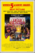 "Movie Posters:Academy Award Winners, The Deer Hunter (Universal, 1978). One Sheet (27"" X 41"") AcademyAwards Style. War.. ..."