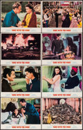 "Movie Posters:Academy Award Winners, Gone with the Wind (MGM, R-1968). Lobby Card Set of 8 (11"" X 14"").Academy Award Winners.. ... (Total: 8 Items)"