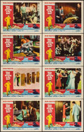 "Movie Posters:Comedy, Who's Been Sleeping in My Bed? & Other Lot (Paramount, 1963). Lobby Card Sets of 8 (2 Sets) (11"" X 14""). Comedy.. ... (Total: 16 Items)"
