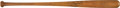 Baseball Collectibles:Bats, 1961 Roger Maris Game Used & Signed Bat Attributed to 60th Home Run, PSA/DNA GU 9....