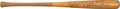 Baseball Collectibles:Bats, 1955 Whitey Ford World Series Game Used & Signed Bat, PSA/DNA GU 10....