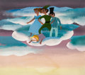 Animation Art:Concept Art, Mary Blair Peter Pan Concept Painting (Walt Disney,1953)....