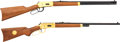 Long Guns:Lever Action, Lot of Two Commemorative Winchester Lever Action Rifles.... (Total: 2 Items)