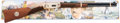 Long Guns:Lever Action, Boxed Winchester Model 94 Sheriff Bat Masterson Commemorative Model 94 Lever-Action Rifle. ...