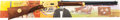 Long Guns:Lever Action, Boxed Winchester Model 94 Oliver Winchester Commemorative Lever Action Rifle....