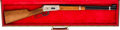 Long Guns:Lever Action, Cased Winchester Model 94 Great Western Artists Lever Action Rifle.... (Total: 3 Items)