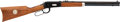 Long Guns:Lever Action, Winchester Model 1894 Buffalo Bill Commemorative Saddle RingCarbine....
