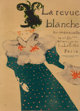 Henri de Toulouse-Lautrec (French, 1864-1901) La Revue Blanche, 1895 Lithograph in colors on paper 49-1/2 x 35-3/4 in