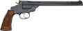 Handguns:Target / Single Shot Pistol, Smith & Wesson Single Shot Target Pistol....