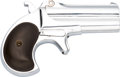 Handguns:Derringer, Palm, Remington Type III AKA Model No. 4 Over and Under Deringer....