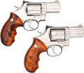 Handguns:Double Action Revolver, Lot of Two Smith & Wesson Model 686 Double Action Revolvers.... (Total: 2 Items)