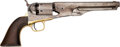 Handguns:Single Action Revolver, Colt 1861 Navy Model Single Action Revolver....