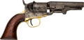 Handguns:Single Action Revolver, Colt Pocket Thuer Conversion Single Action Revolver....