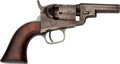 Handguns:Single Action Revolver, Colt Model 1849 Pocket Conversion Single Action Revolver....