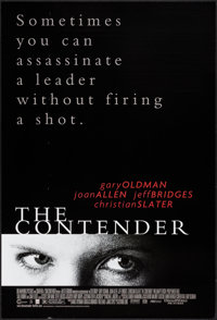 "The Contender & Others Lot (DreamWorks, 2000). One Sheets (27"" X 40"") SS & DS. Thriller. ... (Total: 3..."