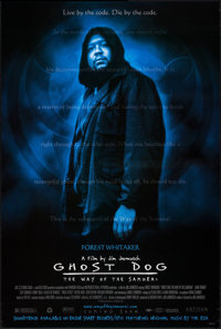 "Ghost Dog: The Way of the Samurai & Other Lot (Artisan, 1999). One Sheets (2) (26.75"" X 39.75"") DS Advance..."