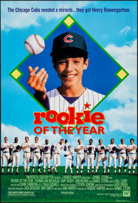 "Rookie of the Year & Other Lot (20th Century Fox, 1993). One Sheets (6) (27"" X 40"" & 27"" X 41&quo..."